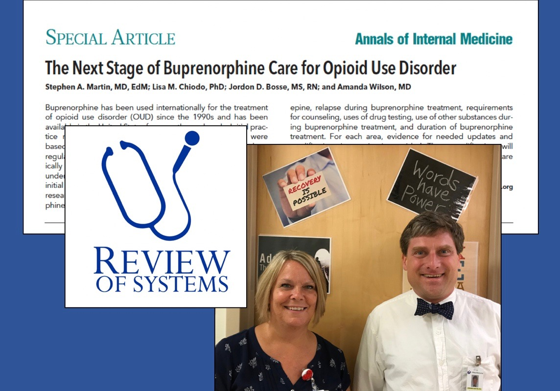 Opioid Use Disorder Care in Primary Care